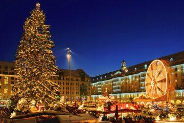 Dresden Weihnachtsmarkt - Dresden christmas market  13
